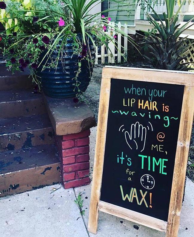 Contact The Wax Loft